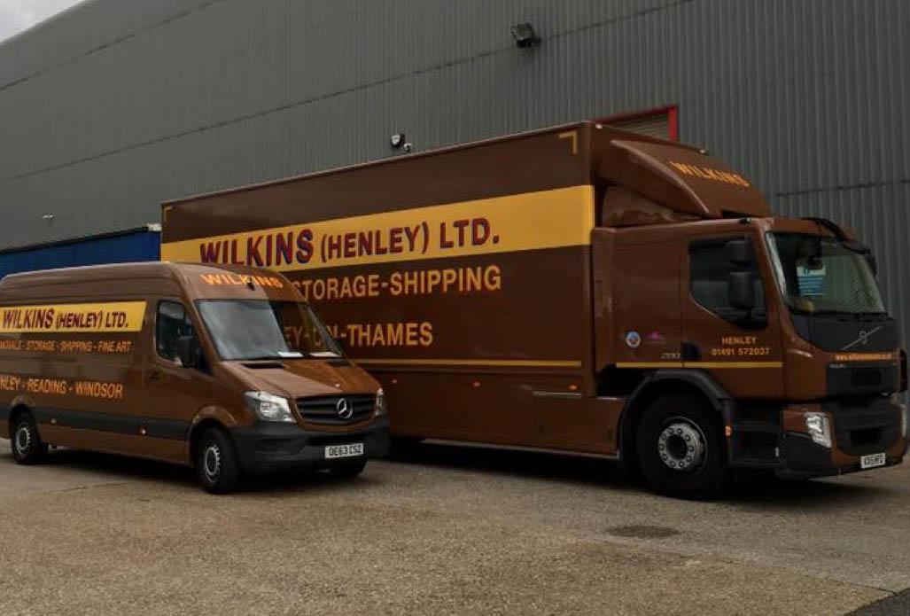 Berkshire Removals & Storage Specialists